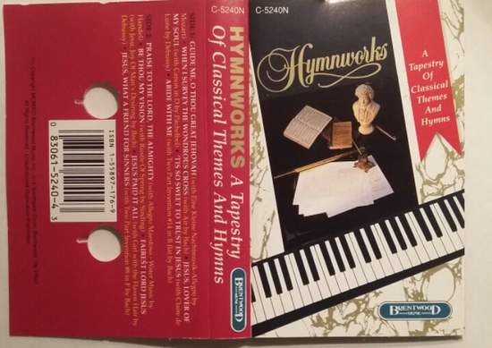 Linda Mckechnie,don Marsh - Hymnworks: A Tapestry Of Classical Themes And Hymns - Cassette