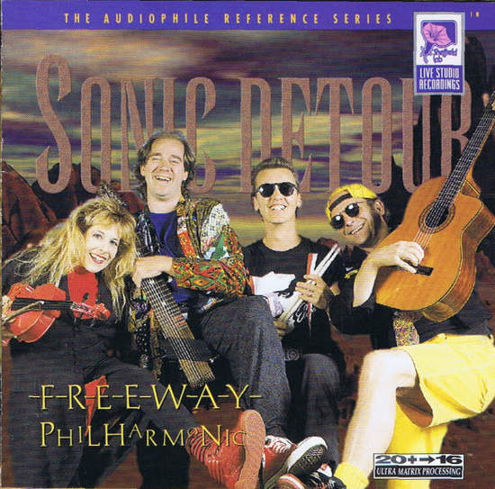 Freeway Philharmonic - Sonic Detour - CD