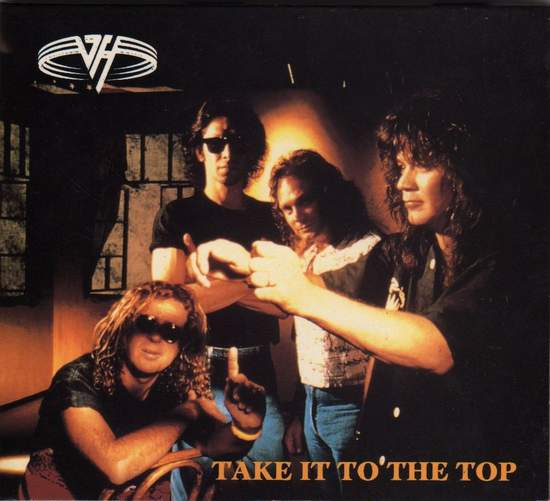 Van Halen - Take It To The Top - CD