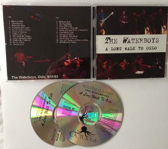 Waterboys - Live Oslo 2003 - CD