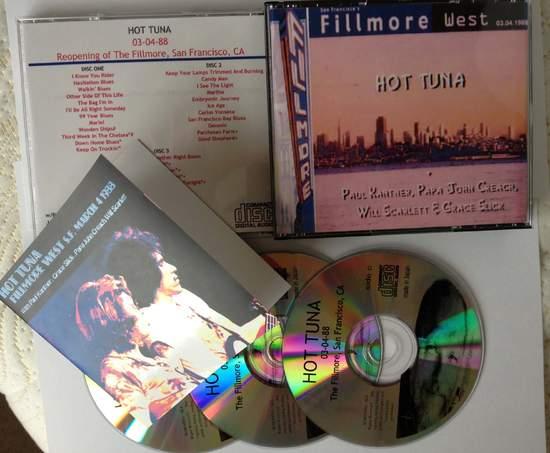 The Fillmore '88