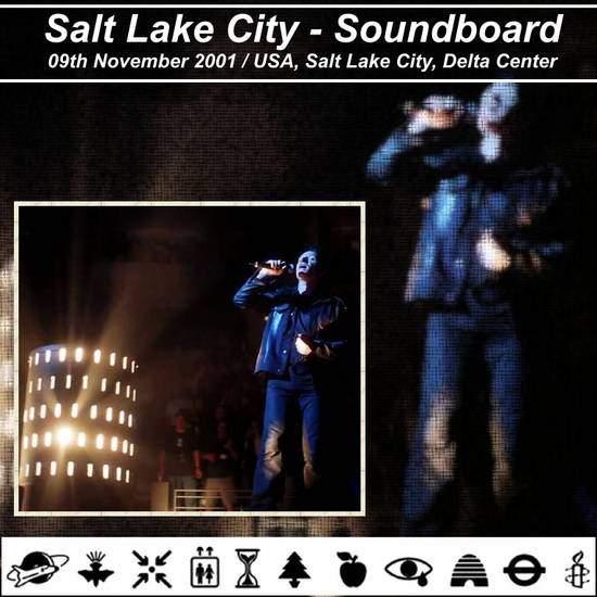 Salt Lake City Soundboard 2001