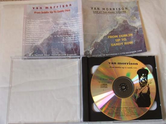 Van Morrison - From Dublin Up To Sandy Row - CD