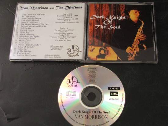 Van Morrison - Dark Knight Of The Soul - CD