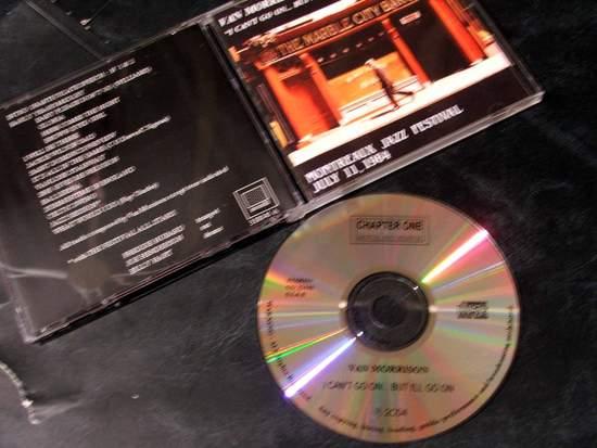Van Morrison - I Cant Go On But i'll Go On - CD