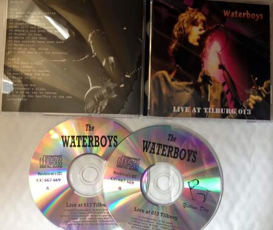 Waterboys - Live Tilberg 2001 - CD