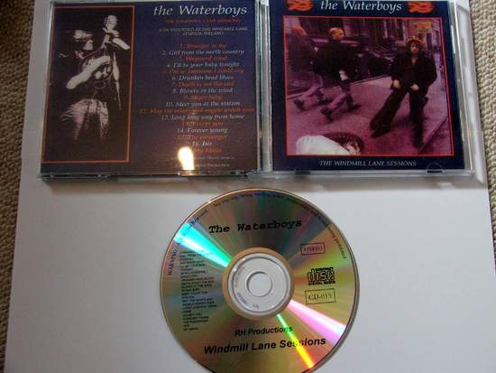 Waterboys - The Windmill Lane Sessions - CD