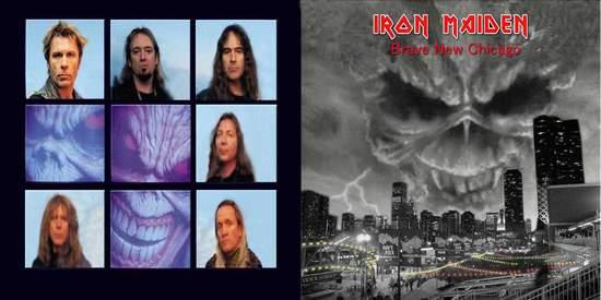Iron Maiden Brave New Chicago