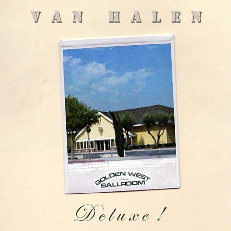 Van Halen - Goldenwest Ballroom, Norwalk 1976- Deluxe Edition - CD
