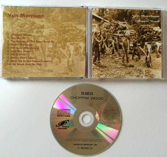Van Morrison - Choppin' Wood - CD