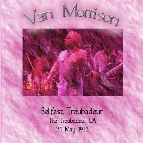 Van Morrison - Belfast Troubadour - CD