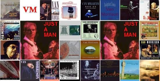 Van Morrison - Just A Man - Live Mix - CD