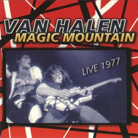 Van Halen - Magic Mountain - CD