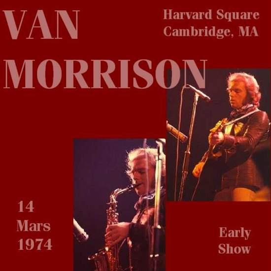 Van Morrison - Harvard Square 1974 - CD