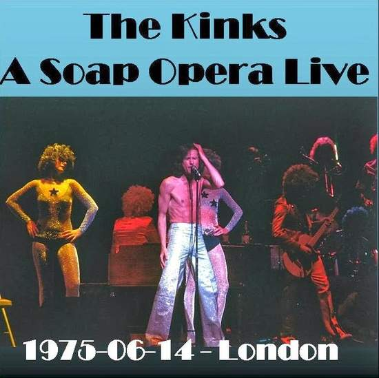Kinks - A Soap Opera Live