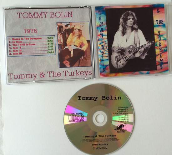Tommy And The Turkeys