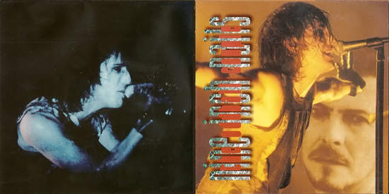 David Bowie & Nine Inch Nails - Oddball Couple - CD