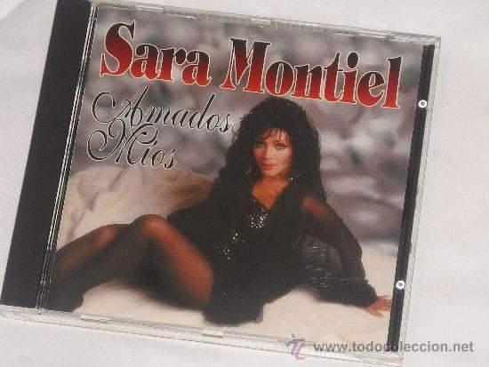 Sara Montiel - Amados Mios - CD