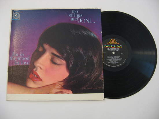 Joni James - I'm In The Mood For Love - LP
