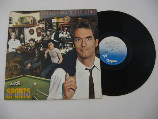 Huey Lewis & The News - Sports - LP