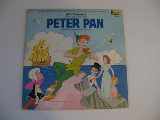 Walt Disney - Peter Pan - LP Gatefold