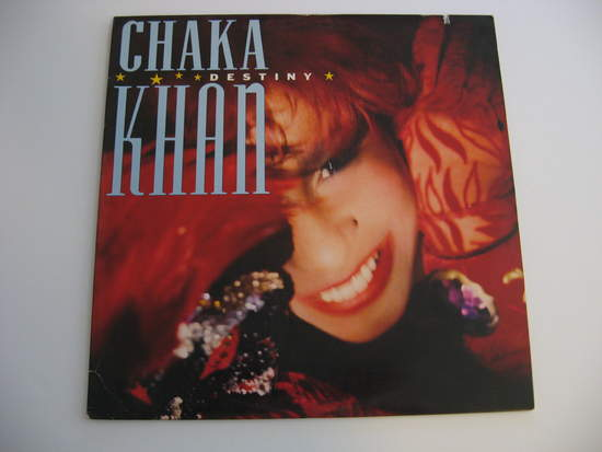 Chaka Khan - Destiney - LP