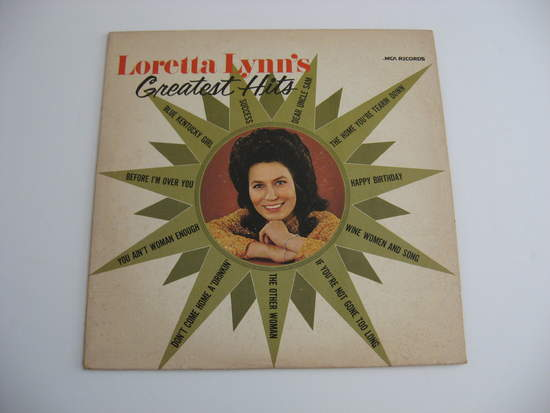 Greatest Hits - Loretta Lynn