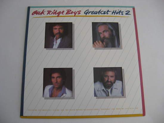 Oak Ridge Boys - Greatest Hits  Volume 2 - LP
