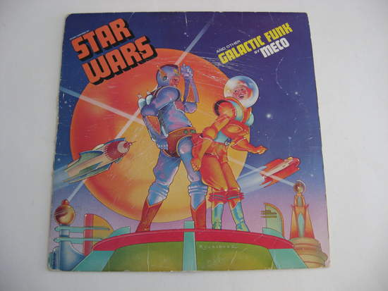 Meco - Star Wars  & Other Galactic Funk - LP
