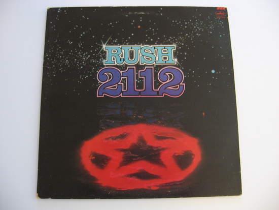 Rush - 2112 - LP Gatefold
