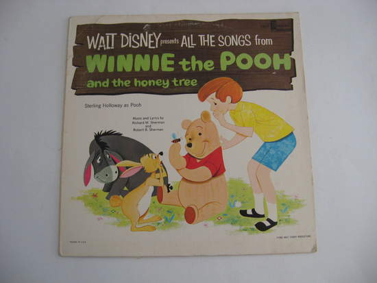 All The Songs From Winnie The Pooh