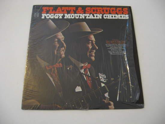 Flatt & Scruggs - Foggy Mountain Chimes - LP