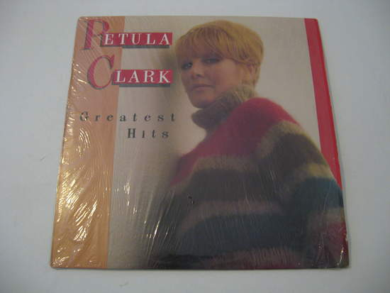 Petula Clark - Greatest Hits - LP