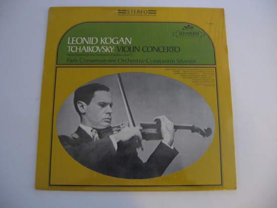 Leonid Kogan - Tchaikovsky: Violin Concerto - LP