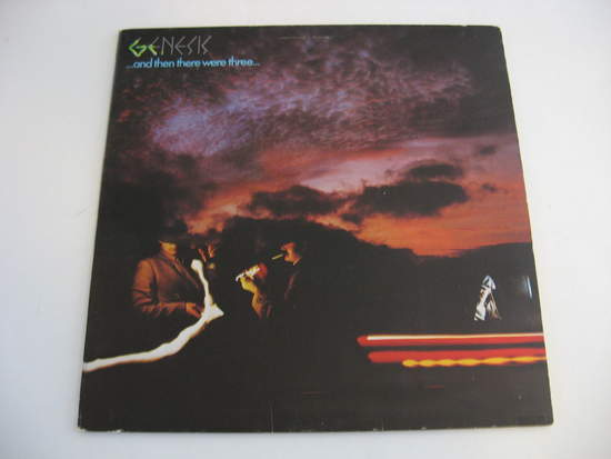 Genesis - And Then There Was Three - LP Gatefold