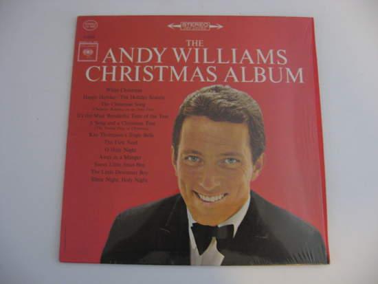 Andy Williams - Christmas Album - LP