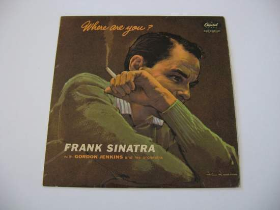 Frank Sinatra - Where Are You? - LP