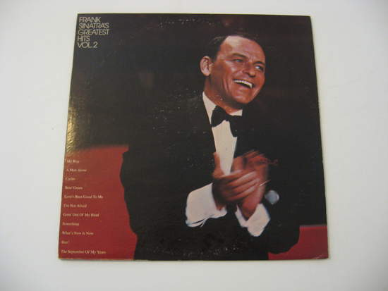 Frank Sinatra - Greatest Hits Volume 2 - LP