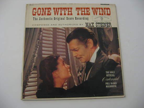 Max Steiner - Gone With The Wind - LP Gatefold