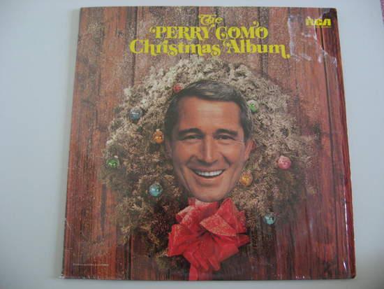 Perry Como - Christmas Album - LP