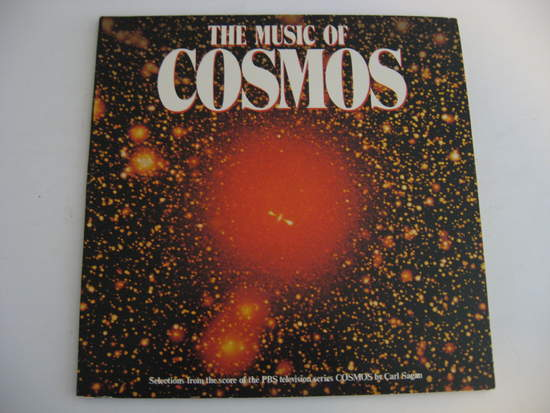 Various Artist - The Music Of Cosmos - LP Gatefold