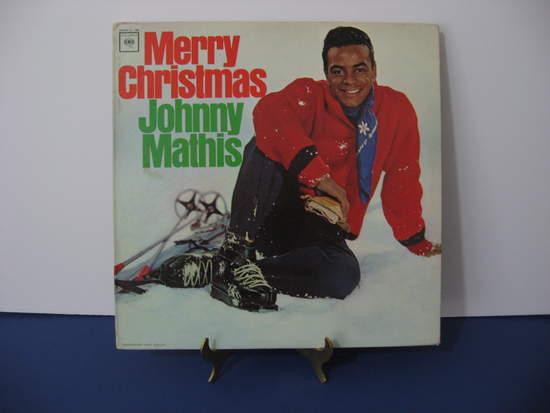 Johnny Mathis - Merry Christmas - LP