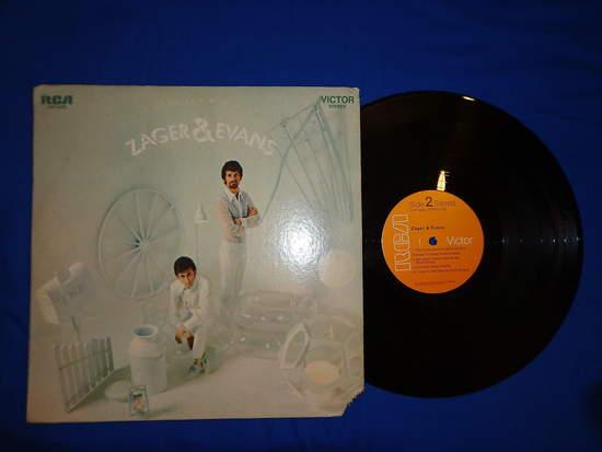 Zager & Evans - Self Titled - LP Gatefold