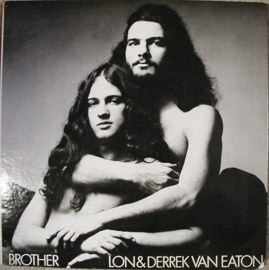 Lon & Derrek Van Eaton - Brother LP
