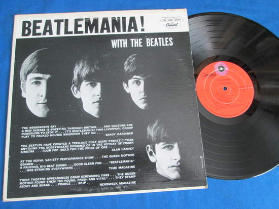 Beatles - Beatlemania! With The Beatles