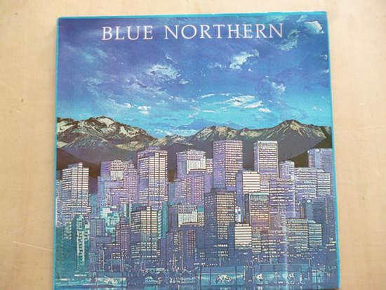 Blue Northern  - Blue - LP
