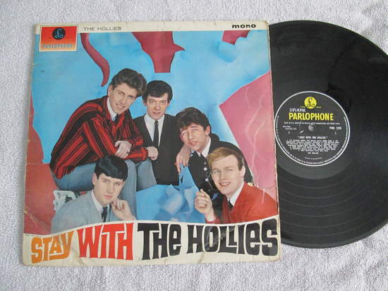 Hollies - Stay With The Hollies - LP
