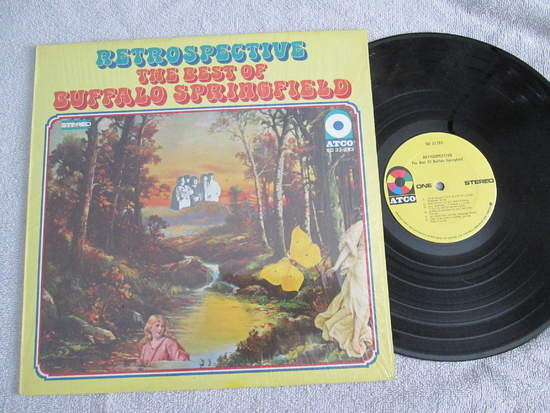 Buffalo Springfield - Retrospective - The Best Of Buffalo Springfield - Laser Disc