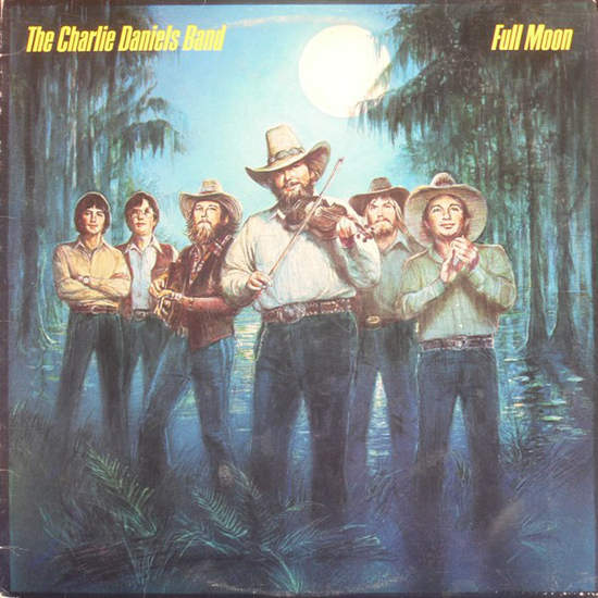 Charlie Daniels Band - Full Moon
