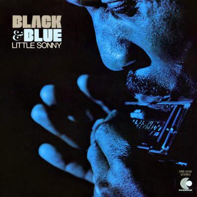 Little Sonny  - Black & Blue - LP